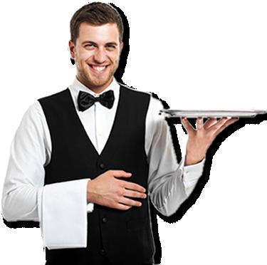 corso per cameriere di sala e piani